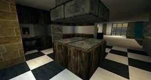 minecraft interior design kitchen kitchen minecraft bloomingcactus me