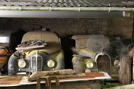 Barn Finds Cars Barn Find Of The Century 60 Classic Cars Worth 20 Million