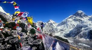 Map Of Everest Everest Base Camp Itinerary U0026 Map Wilderness Travel