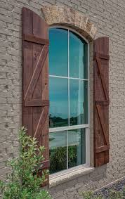 single hung to add to the country look the architect combined a