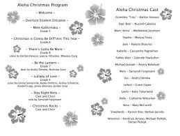 christmas concert program templates best business plan