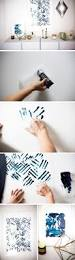 Diy Paintings For Home Decor Best 25 Creative Wall Painting Ideas On Pinterest Stencil