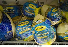 butterball turkeys on sale butterball brand frozen turkeys sale stock photos butterball