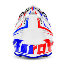 motocross helmet for sale airoh for sale airoh aviator 2 2 edge offroad white red blue