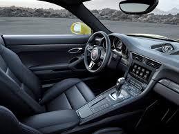porsche 911 inside 2017 porsche 911 turbo and turbo s more power presence kelley