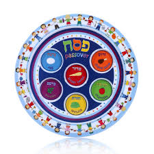 what is on a passover seder plate passover kid s seder plate innovative passover gifts kosher