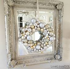 collection of frame ornaments for christmas trees all can