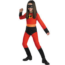 invisible halloween costume the incredibles violet child costume buycostumes com