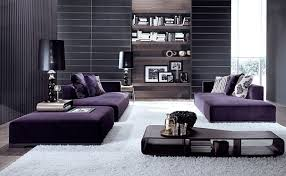 purple livingroom how to decorate with purple in dynamic ways