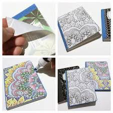 Decorative Journals Color Me Mini Composition Journals Favecrafts Com
