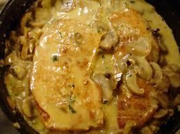 cuisiner escalope de dinde recette d escalope de dinde aux chignons de