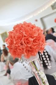 coral wedding decorations and centerpieces wedding ideas magazine