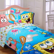 Spongebob Bedding Sets Spongebob Jellyfishing Sheet Set Sheets