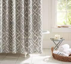 Bathroom Curtain Ideas by Winsome Modern Grey Shower Curtain Modern Shower Curtains Jpg