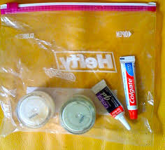 Hawaii travel toiletries images How to pack a travel toiletry bag to carry on an airplane jpg