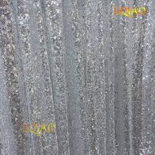 glitter backdrop online shop 8x6ft silver sequin backdrop curtains photo booth