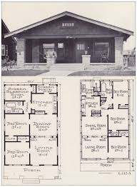 house plans 1920 style bungalow house plans larry garnett