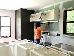 how to hang kitchen wall cabinets how do you hang kitchen wall cabinets attaching kitchen wall