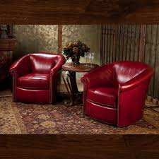 Leather Accent Chairs For Living Room Barrel Chair Wooden Chairs For Living Room Small Swivel Accent