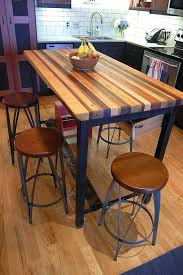 wood butcher block table best wood for butcher block island captivating best butcher block