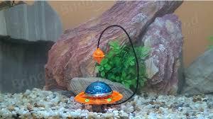 aquarium decoration air aquarium ornament ufo us 11 90
