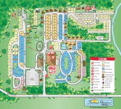 campground site map campsite pinterest delaware water gap