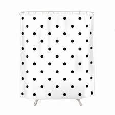 Black Polka Dot Curtains 21 Pink And White Polka Dot Shower Curtain Cool Shower Curtains