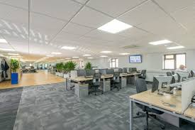 Open Plan Office Furniture by Office Furniture Bedford Centrality Project