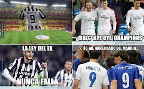 imágenes del real madrid graciosas los memes del real madrid juventus de chions league