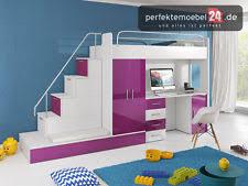 hochbetten für jugendzimmer hochbetten mit 200 cm höhe ebay