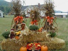 Fall Decorating Ideas for Outside and a Funny Story