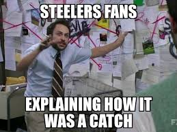 Steelers Meme - 14 best memes of the refs saving the new england patriots against