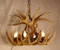 deer decor for home impressive deer horn chandelier antler lighting fixtures furniture