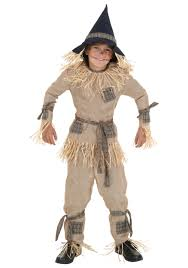 Scarecrow Costume Child Silly Scarecrow Costume