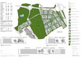 outline plans approved for 100 acre green business park at flaxby