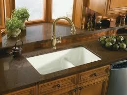 undermount kitchen sinks kohler kitchen sink parts porcelain