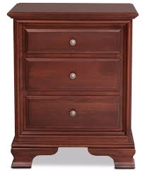 Amish Bathroom Vanities Amish Classic Nightstand Brown Levin Furniture