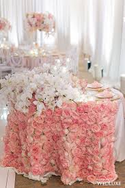 Sweetheart Table Decorations 4124 Best Wedding Centerpieces U0026 Table Decor Images On Pinterest