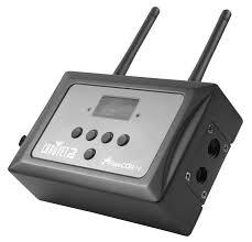 chauvet flarecon air wireless dmx light controller pssl