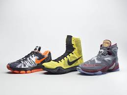 nike basketball u0027opening night u0027 pack lebron 13 x kd 8