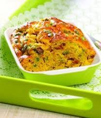 recettes cuisine bio cake aux légumes et au curry recettes de cuisine bio à réaliser à