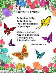bruce larkin butterfly smiles