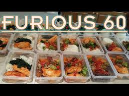 Meal Prep Meme - nutrition meal preparation furious 60 week 2 youtube