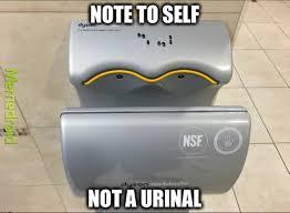 Hand Dryer Meme - killernemo memedroid