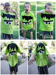 Boys Frankenstein Halloween Costume Halloween Costume Frankenstein Boy Halloween Costumes