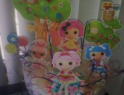 lalaloopsy cake topper birthday lalaloopsy birthaday cake topper catch my party