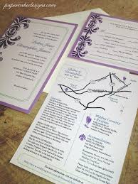 wedding programs vistaprint custom design papercake designs