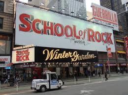 Winter Garden Seating Chart - winter garden theatre broadway new york winter garden theatre
