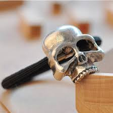 Cheap Skeletons For Halloween Online Get Cheap Skull Hair Ties Aliexpress Com Alibaba Group