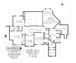 Large 1 Story House Plans Innes Manor House Plan Estate Size House Plans